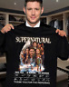 Supernatural Black Unisex T-Shirt, Thank You For Memories T-Shirt Size S-5XL