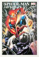 Spider-Man: Life Story #1 Variant (2019 Marvel) Trade Dress by Tyler Kirkham! NM