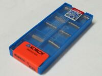 KORLOY MGMN200-G NC3030+MGMN300-M NC3030+MGMN400-M NC3030 30pcs Carbide Inserts