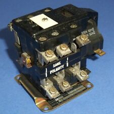 SQUARE D 110/120VAC COIL 10A CONTROL RELAY 8501 DO 42 SER. B