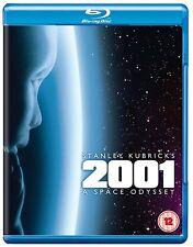 2001 (1968) A SPACE ODYSSEY - Classic Sci-Fi Stanley Kubrick Movie - NEW BLU-RAY