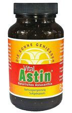 Astaxanthin natürliches 300 Kap. a' 4 mg. VitalAstin der Testsieger