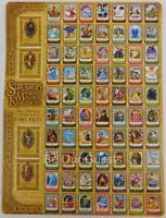 Disney Sorcerers of the Magic Kingdom Spell Card Game Boards Checklist New