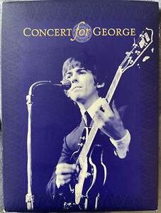 Concert for George Double DVD Beatles Harrison Tom Petty Prince Jeff Lynne