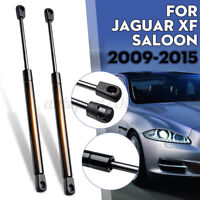 2X Rear Tailgate Boot Gas Struts Springs Lift 8X23406A42AC For Jaguar XF  * .-