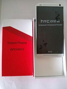 HTC  One M7 - 32GB - Silber Smartphone