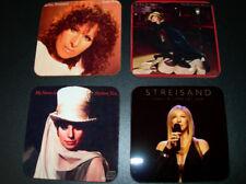 Barbra Streisand Album Cover COASTER Set