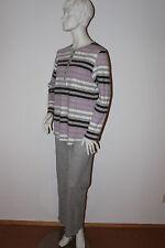 "Triumph Pyjama Schlafanzug ""Lovely Morning PK 20"" Gr.40 grau gestreift"