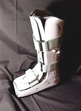 Aircast FP Walker (Foam Pneumatic) Air Walker LARGE Boot 01F-L USED