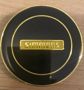 Set of 4x Simmons Centre Caps Suit All Simmons Wheels New And Old FR-1 B45, V5