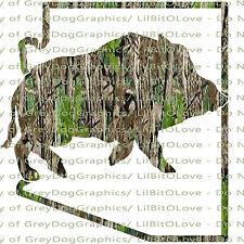 Camo Hog Boar Arizona State Outline Hunter Vinyl Decal Sticker Hunting Swamp