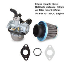 Universal Motorcycle Carburetor With Air Filter For Most 70CC 90CC 110CC Engine