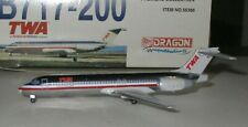 Dragon Wings 1:400 - TWA Airlines   717-200 -  55386