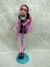 MATTEL poupée MONSTER HIGH  DRACULAURA HAUNTED 2014