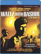 Waltz With Bashir [Blu-ray Movie, Drama, Foreign, War, Region A, 1-Disc] NEW