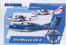 Anigrand Models 1/72 SHINMAYWA US-2 Japanese Navy Flying Boat