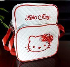 Special Price  New Hello kitty Mesenger Bag Purse Handbag aa-17781R Large