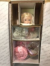 Nib Danbury Mint Cupcake Doll By Elke Hutchers