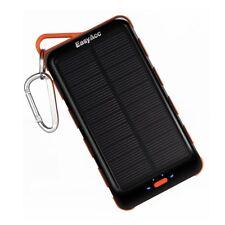 EasyAcc solar Power Bank USB Ladegerät externer Akku 15000mah