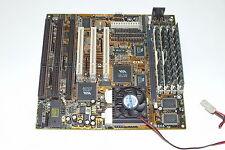 Vintage Zida 5SVA-256K Ver 1.2 Pentium Motherboard 3 ISA VIA Socket 7 Prime3C