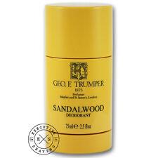 Geo F Trumper Sandalwood Deodorant Stick 75 ml (W115006)