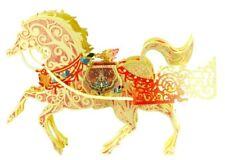 Dream Horse-Red DIY 3D Metal Puzzle Assemble Model Kits Laser Cut Jigsaw