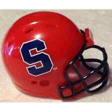 SYRACUSE ORANGE Riddell Revolution POCKET PRO Mini Football Helmet