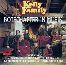 KELLY FAMILY : BOTSCHAFTER IN MUSIK / CD (POLYDOR 841 891-2)