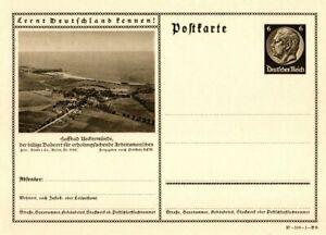 Lernt Deutschland kennen! Haffbad Ueckermünde 37-100-1-B9 - nicht gelaufen