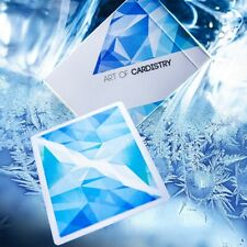 Art of Cardistry Playing Cards - Frozen Edition - Cool Cardistry Deck