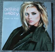 Debbie Harry / Blondie, free to fall / feel the spin, SP - 45 tours