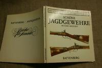 Sammlerbuch alte Jagdgewehre, Feuerwaffen, Vorderlader, Büchsenmacher, 1984