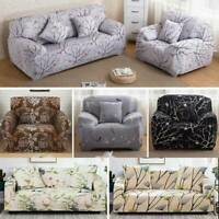 1/2/3/4Seater Stretch Sofa Cover Lounge Couch Chair Recliner Slipcover Protector