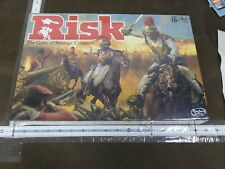Risk The Game of Strategic Conquest Board Game Hasbro (2015) - New In Sealed Box