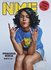 NME Magazine 10 November 2017 Princess Nokia Cillian Murphy Tove Lo Aubrey Plaza