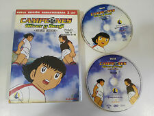 CAMPEONES OLIVER Y BENJI VOL 8 - CAPITULOS 57-64 SERIE TV 2 X DVD SPANISH ED