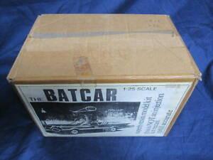 THE BATCAR 1/25 Superb Resin Model Kit Batman #16639