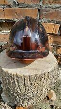 Vintage  Miner's Helmet  USSR