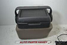 01-05 Pontiac Aztek Arm Rest Armrest Center Console Cooler Lid Tan OEM