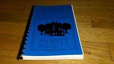 1992 Spears Family Victorian Sampler Tearoom Cookbook Cook Book Recipes Tea Room