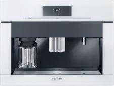 "Miele PureLine Series CVA6805BRWS 24"" Whole Bean Built-In Plumbed Coffee System"