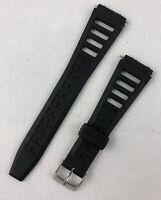 Kreisler Sport Strap Black Rubber Vintage Watch Band K-24 18mm NOS Casio Others