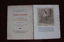 ✒ PROSPECTUS Souscription GODARD d'AUCOURT Thémidore LUDIN de BEAUVAIS Arches