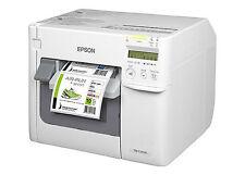 NEW Epson ColorWorks TM-C3500 Inkjet USB LAN Color Label Printer (C31CD54A9991)