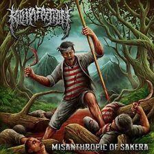 "Kill infection ""Misanthropic of sakera"" MCD [brutalmente Death Metal from Indonesia]"