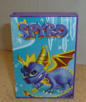 2005 Mcdonalds Happy Meal UK Spyro - Video Mini Game LCD Toy