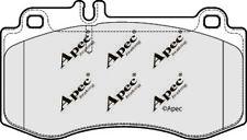FRONT BRAKE PADS FOR MERCEDES-BENZ E-CLASS T-MODEL GENUINE APEC PAD1735