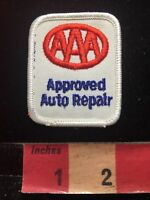 AAA AMERICAN AUTOMOBILE ASSOCIATION Approved Auto Repair Advertising Patch 86N2