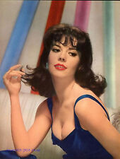 NATALIE WOOD IN THE 1960S SEXY BUSTY PORTRAIT PHOTO