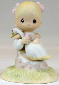 Precious Moments 'God is Love' Figurine   1980   USED